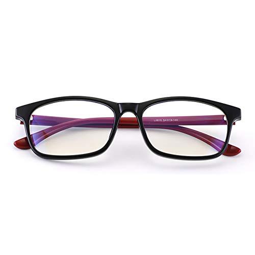 LBYDXD Blue Light Blocking Reading Glasses Negative Ion glasses,Anti Eyestrain,Radiation Protection Goggles,Great fashion Retro Negative ion Unisex Glasses
