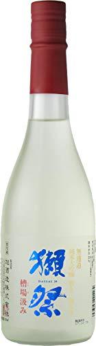獺祭(だっさい) 純米大吟醸 磨き三割九分 槽場汲み 無濾過 生 720ml