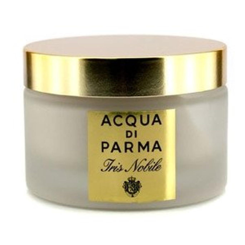 そよ風本部歯痛アクア ディ パルマ[Acqua Di Parma] アイリス ノービル ルミナス ボディ クリーム 150g/5.25oz [並行輸入品]