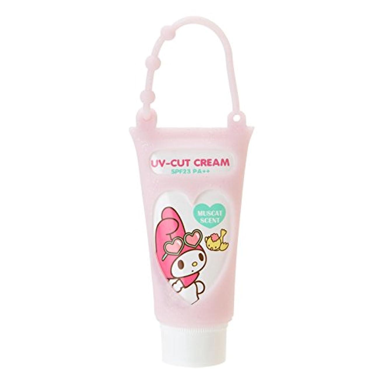 サイトペチコートコメントマイメロディ 携帯UVクリーム(マスカットの香り)
