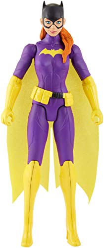 BATMAN MISSIONS TRUE-MOVES BATGIRL Figure