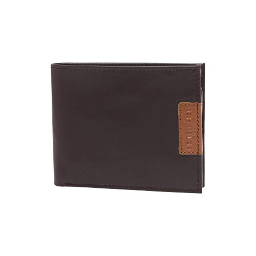 U.S.POLO.ASSN. Dark Brown Men's Wallet (USAW0601)