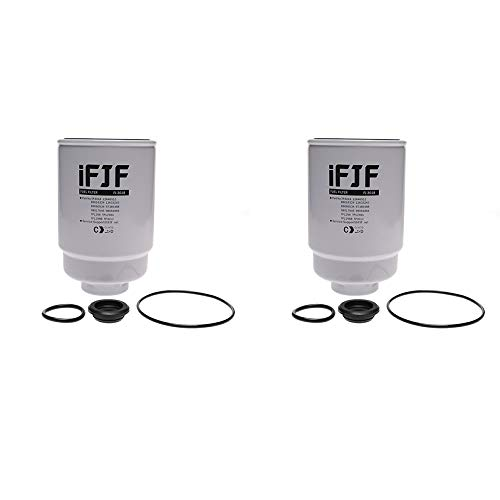 iFJF TP3018 Fuel Filter Replacement for Duramax 6.6L 2001-2016 Chevrolet