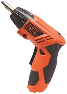 "Black & Decker 4.8 V Ni-Cd Cordless Screw Driver in Kitbox with 30 Accessories""KC4815KA30-B5"""