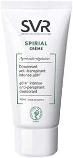 Svr Spirial Anti-perspirant Deodorant Cream 50ml