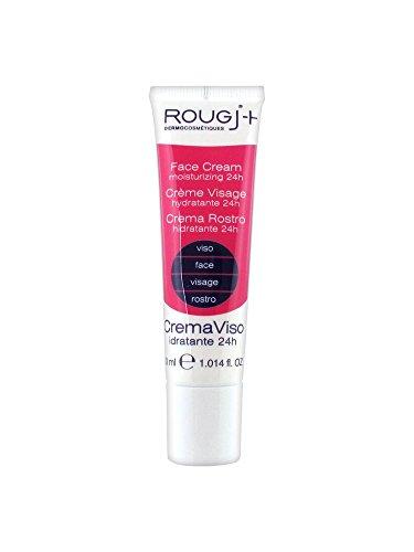 Rougj Crème Visage Hydratante 24H 30 ml