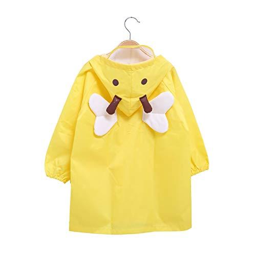 Z-Brand kinderregenjas regenjas voor kinderen Boy Girl regenjas kinderen regenjas poncho schattige unisex regenjas voor jongens en meisjes (maat: 68 * 51 * 50cm)