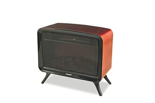 Kooper 2424304 t/ventilator effect open haard 1600W rood