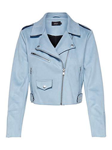 ONLY Female Jacke Biker 36Kentucky Blue