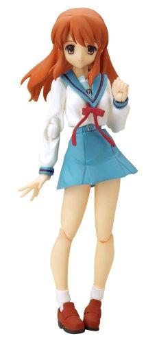 Suzumiya Haruhi no Yuutsu Figurine FIGMA MIKURU