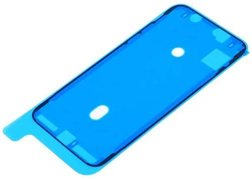 Infigo Klebepad passend für Apple iPhone X Kleber Adhesive Dichtung für Bildschirm Display und Rahmen Gehäuse (iPhone X, Schwarz)