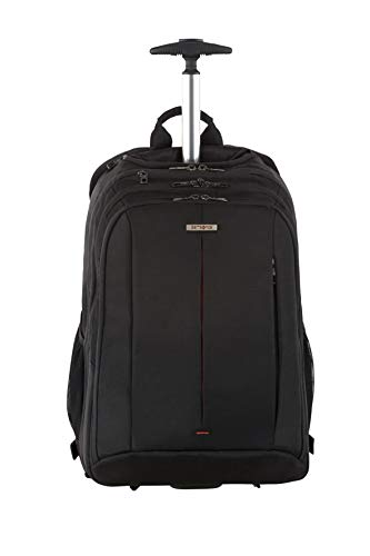 Samsonite GuardIT 2.0 - 17.3 Pollici Zaino Porta PC con Ruote, 29 l, 48 cm, Nero (Black)