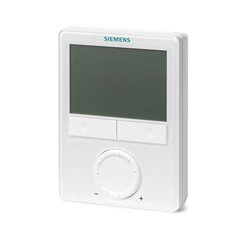 Siemens - Termostato RDG100 para Fancoil, Digital, 230V