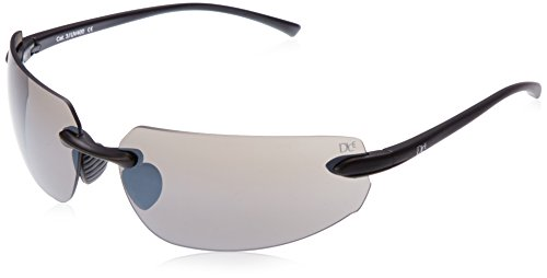 Dice Sonnenbrille, black matt, D01363-2