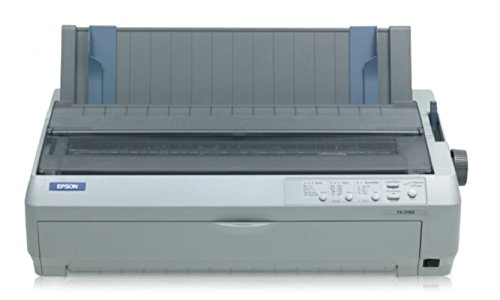Epson FX-2190N Impact Printer with Networking Photo #2