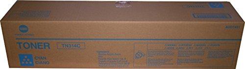 Konica Minolta 324800–Toner für Kopierer, Farbe Cyan