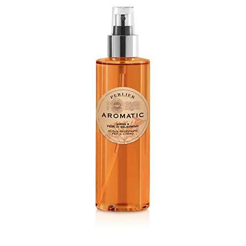 Perlier Aromatic Acqua Profumata per il Corpo Mirra & Fiori di Gelsomino 200 ml