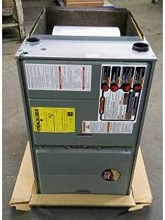 RUUD UGJD-09EZCMS 90,000 BTU 2-STAGE MODULATING HORIZONTAL NATURAL GAS FURNACE 90% 115/60/1 430-995 CFM