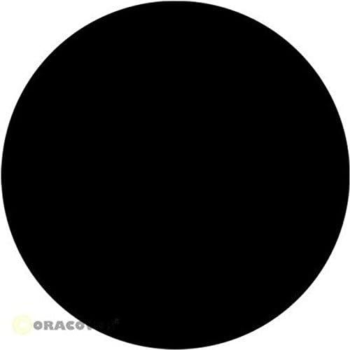 Oracover Lanitz SchwarzBuegelfolie 10 Meter 21-071-010