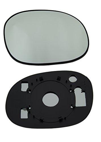TarosTrade 57-0195-R-45918 Cristal De Retrovisor Lado Derecha