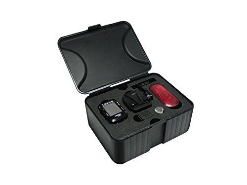 LEZYNE Mini GPS Ordenador, 0.029 kilograms, Color Negro, Sin Dispositivos adicionales
