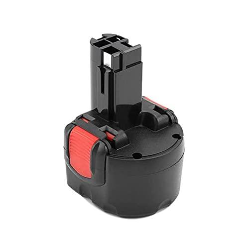 Coolsoul Batería de repuesto NI-MH para Bosch BAT048, PSR 960, BAT100, BAT119, BPT1041, 2607335461, 2607335272, GSR 9.6VE-2, GSR 9.6-2, 23609 y 32609-RT, 9-RT, 9 Batería Bosch.