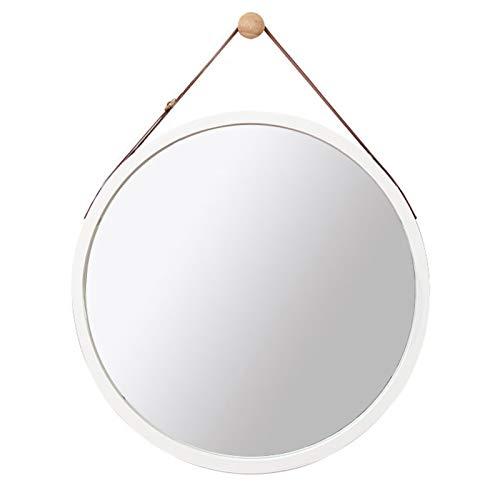 Espejo de la pared del espejo de la pared de cristal redondo,...