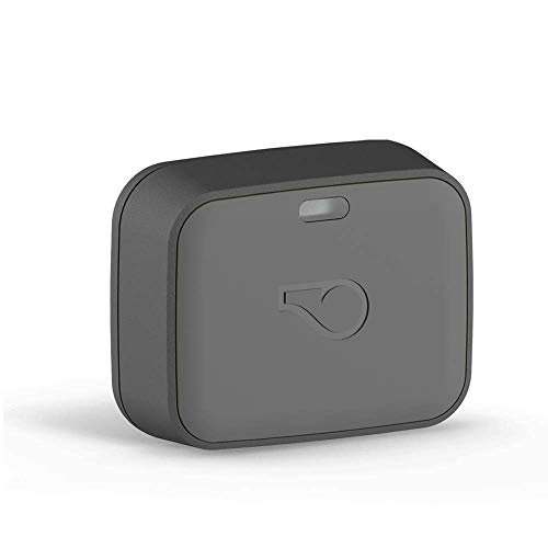 Whistle Go Explore/The Ultimate Health + Location Tracker for Pets/Grey