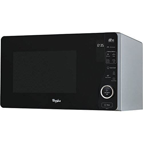 Whirlpool MWF 420 SL seulement micro-ondes 25L 800 W Argent Four à micro-ondes