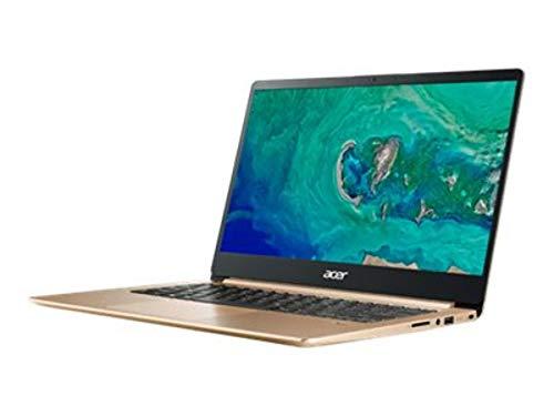 Acer Swift 1 SF114-32-P4KP Gold Notebook 35.6 cm (14') 1920 x 1080 pixels Intel Pentium Silver 8 GB DDR4-SDRAM 512 GB SSD Wi-Fi 5 (802.11ac) Windows 10 Home Swift 1 SF114-32-P4KP, Intel