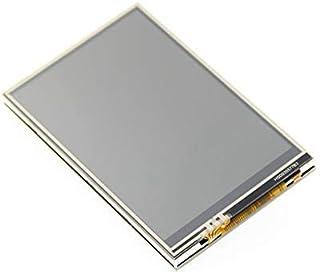 YASE-king 3.5 Inch MHS LCD Press Screen Display TFT LCD Panel Module 320 * 480 for Raspberry Pi 4B Raspberry Pi 3 Model B/B+