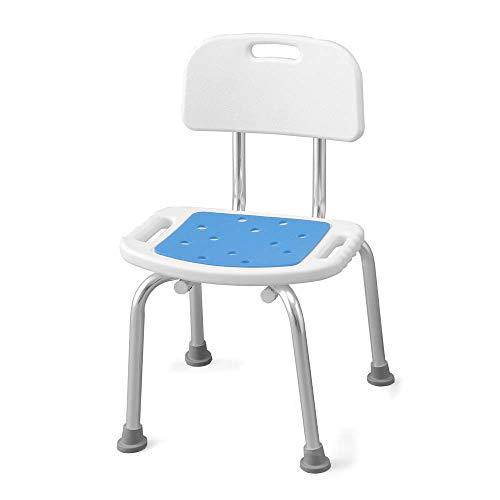 アイリスオーヤマ シャワーチェア 背もたれ付き 風呂椅子 介護用 介護用品 敬老の日 ロータイプ 座面高さ約35�p ホワイト SCT-350