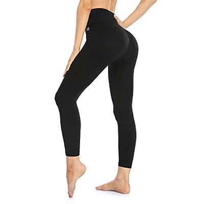 Amazon - Save 50%: Davenil Women's High Waist Yoga Pants Seamless Leggings Tummy Control…