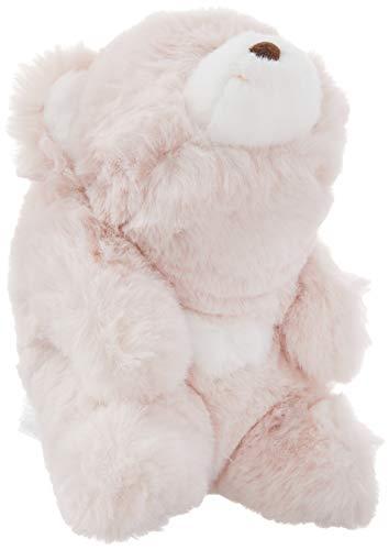 GUND Snuffles Teddy Bear Stuffed Animal Plush Keychain, Rose Pink, 5'