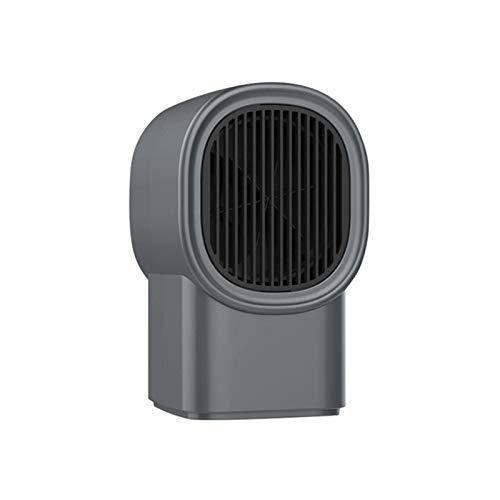 Dlovey Mini-Elektroheizung Für Kleine Haushaltsgeräte Elektrische Tragbare Warmhalteheizung Lüfter Warm Für Auto...