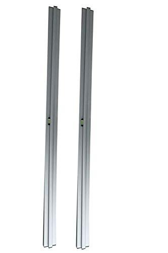 2 x Grundschienen für Trockenschüttung oder Ausgleichsschüttung (Länge 2,0 m)