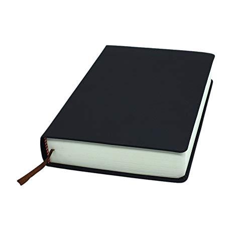 CenYC - Quaderno da disegno, formato A4 5 6, taccuino vuoto, con copertina rigida, 660 pagine, 80 g m², tinta unita, per disegnare, scarabocchiare e annotare