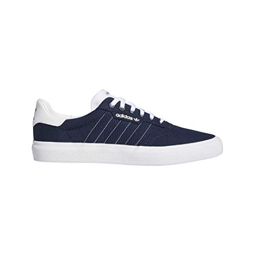 adidas Originals 3MC Sneaker, Collegiate Navy/White/White, 8 M US