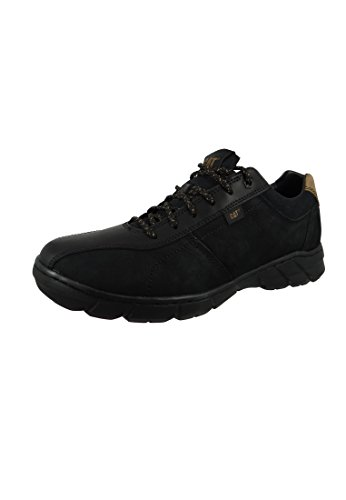 Caterpillar CAT Schuhe Sneaker Depict P722428 Depict Black Schwarz, Groesse:42 EU / 8 UK / 9 US / 27.5