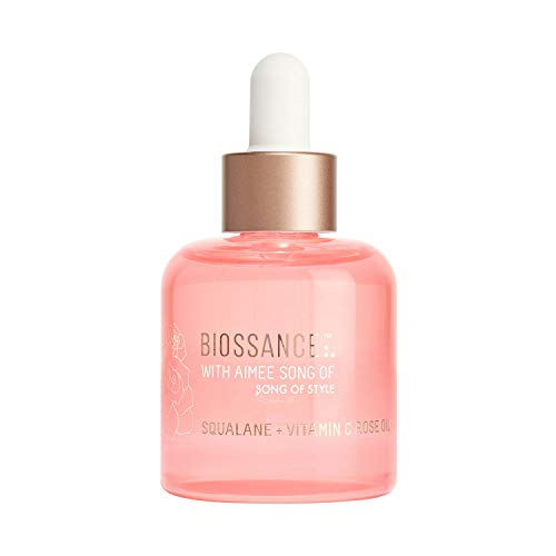Biossance Squalane + Vitamin C Rose Oil with Aimee Song