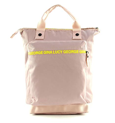 George Gina & Lucy Rucksack THE MONOKISSED Emblem Damen