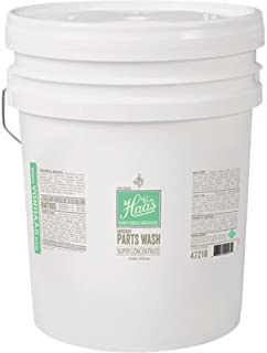 Von Haas Parts Washer Solvent - 5-Gallon, Model Number VHPW5