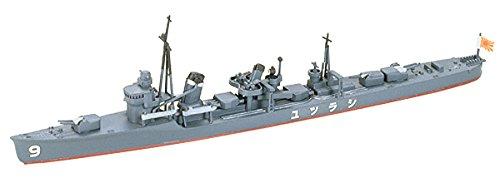 タミヤ 1/700 日本駆逐艦 白露 (しらつゆ)