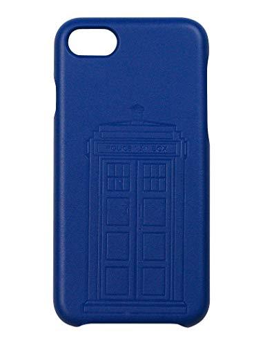 Doctor Who Tardis Handyhülle Kompatibel mit iPhone 8 - Offizielle Geschenke für Männer und Frauen