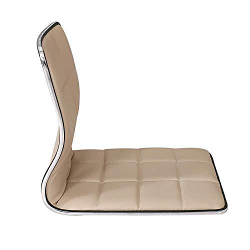 Lpfkkk Japanische Legless Schlafsaal Bettstuhl Rückenlehne Japanische Tatami und Raumstuhl Hocker Sofa Tatami Stuhl Boden Wasserdicht Bodensitz