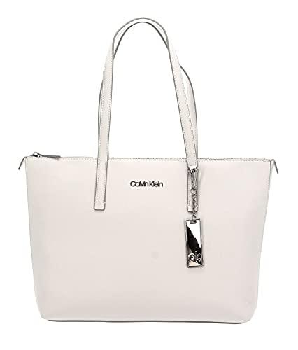 Calvin Klein Shopper M CK White