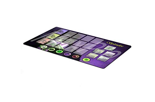 Splendor Brettspiel Playmat - Benutzerdefinierte Kartenspiel Playmat TCG CCG MTG Sammelkartenspiel Spielmatte