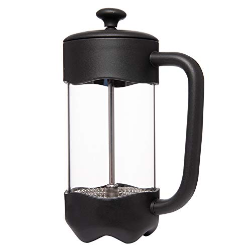 Biggcoffee FY92 350 ml French Press, Kaffeepresse, Schnell Filterkaffee, Umweltfreundlich