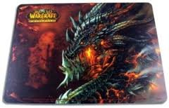 World of Warcraft Cataclysm Mousepad