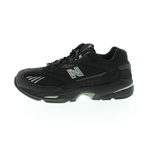 New Balance WW701BK WW701BK Chaussures de course pour homme Noir/gris - Noir - Noir/gris, 36.5 EU